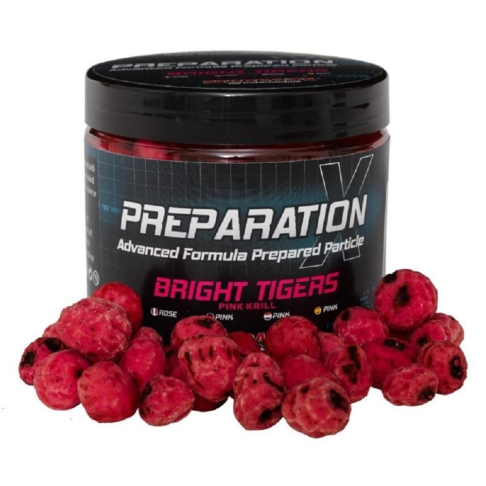 STARBAITS PREPARATION X BRIGHT TIGERS PINK KRILL 200ML EL CARPODROMO