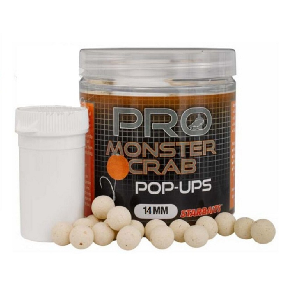 STARBAITS PRO MONSTER CRAB POP UPS 14 MM EL CARPODROMO