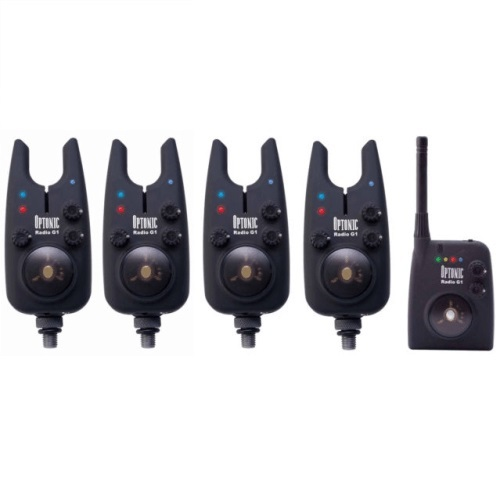 SUNDRIDGE ALARMAS G1 OPTONIC 4 HEAD SET IN DISPLAY