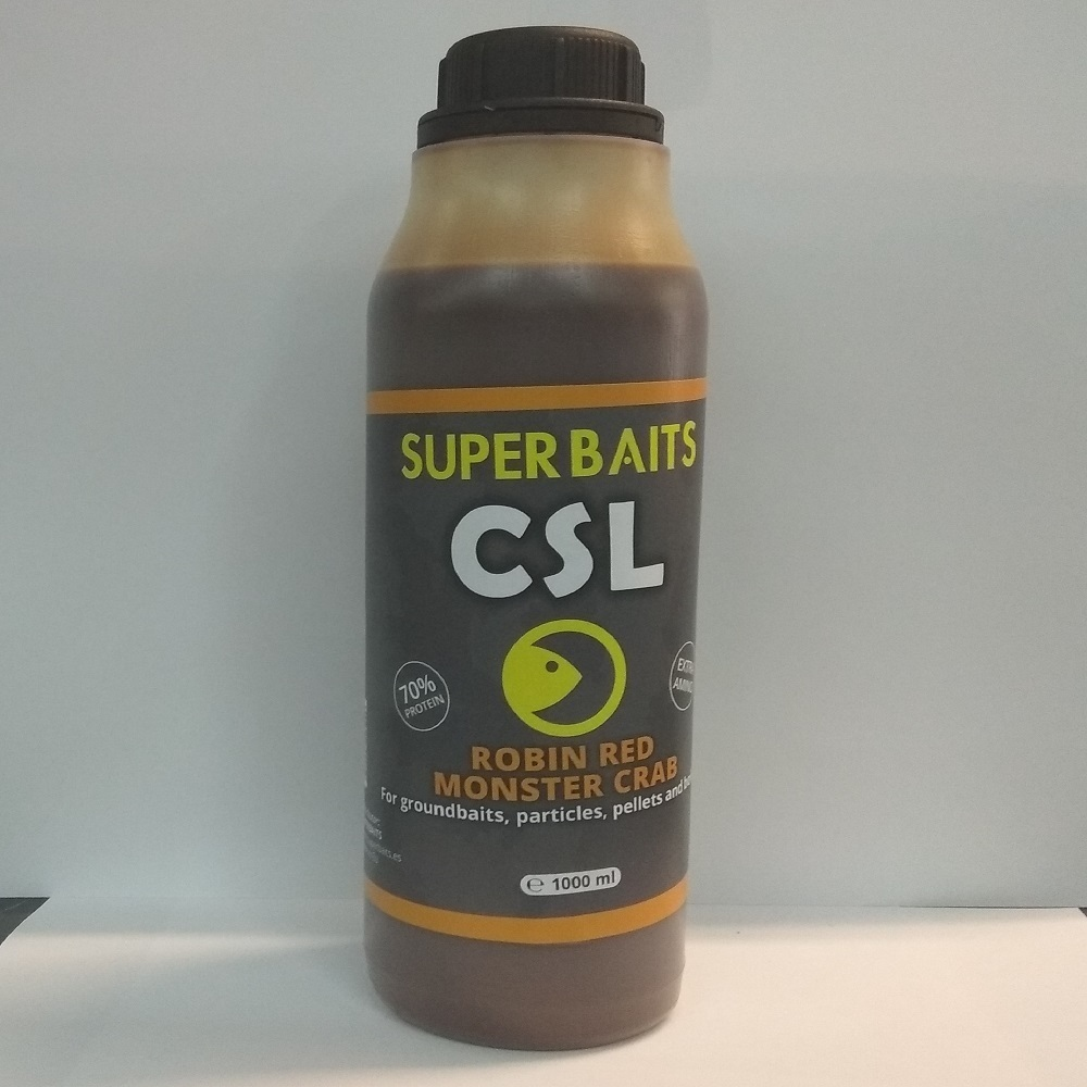 SUPER BAITS CSL ROBIN RED MONSTER CRAB 1 L EL CARPODROMO
