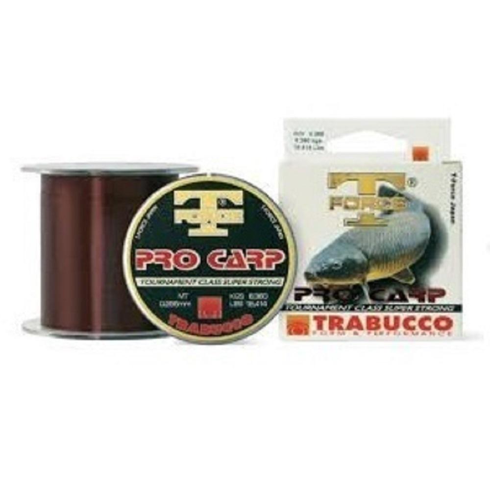 TRABUCCO T FORCE PRO CARP 1000 M 035 MM 1580 KG