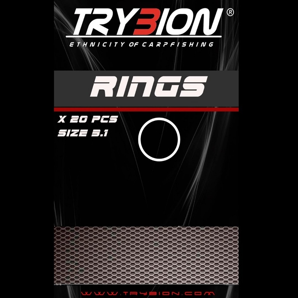 TRYBION RINGS 3.1 MM EL CARPODROMO