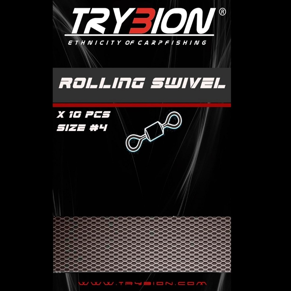 TRYBION ROLLING SWIVEL SIZE 4 EL CARPODROMO