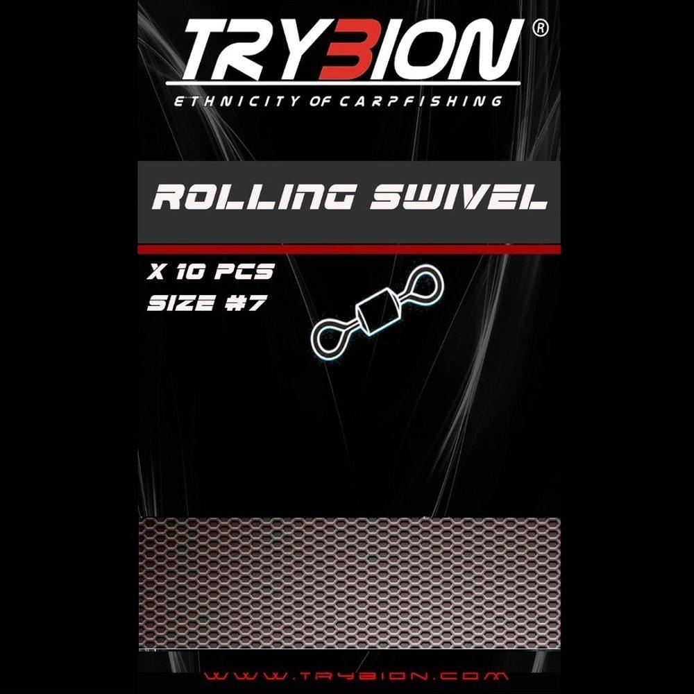 TRYBION ROLLING SWIVEL SIZE 7 EL CARPODROMO