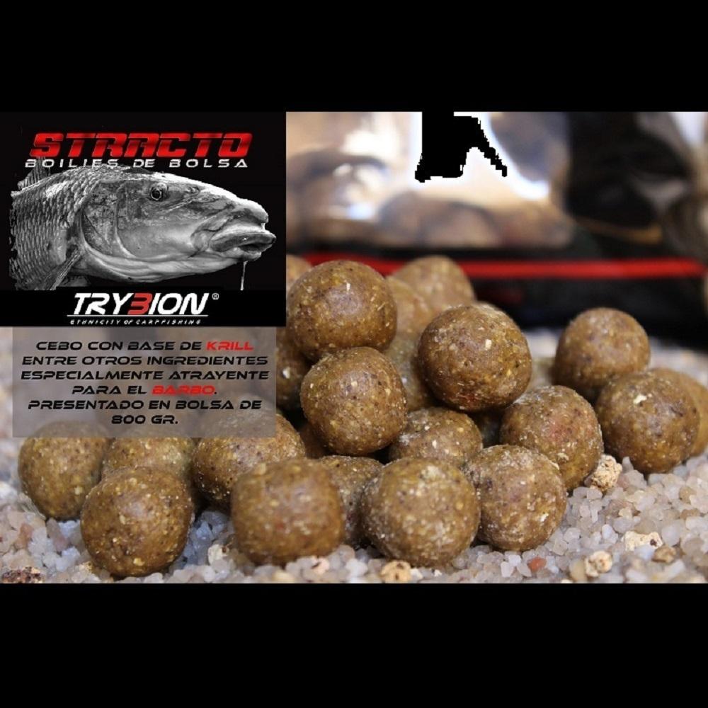 TRYBION STRACTO BOILIES 1 KG EL CARPODROMO
