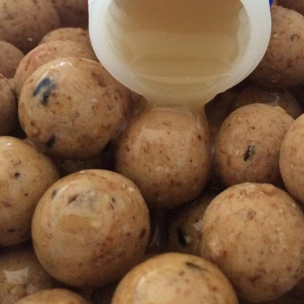 VITALBAITS BOILIES NUTTY CRUNCH 10 MM 1 KG EL CARPODROMO