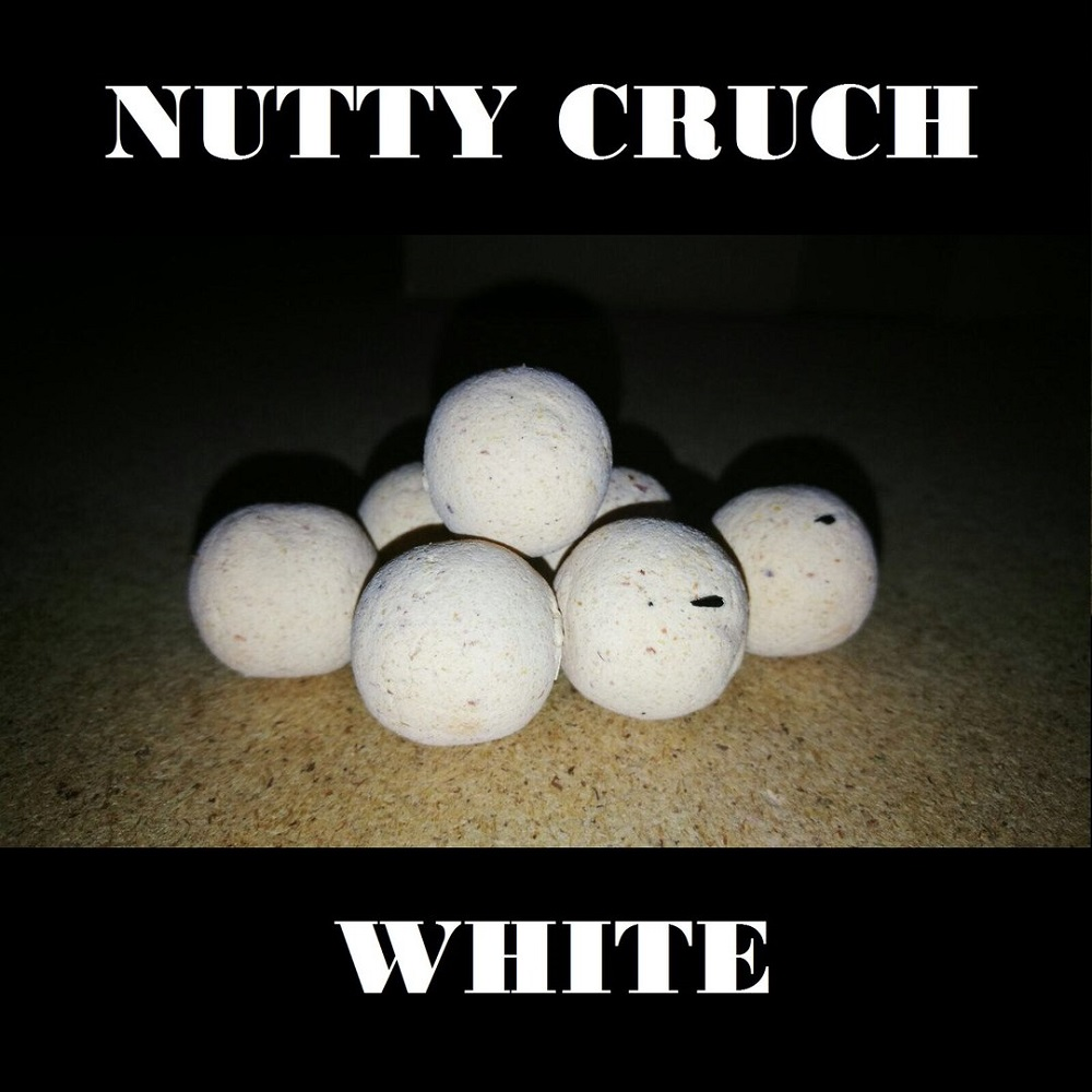 VITALBAITS BOILIES NUTTY CRUNCH WHITE 14MM ELCARPODROMO