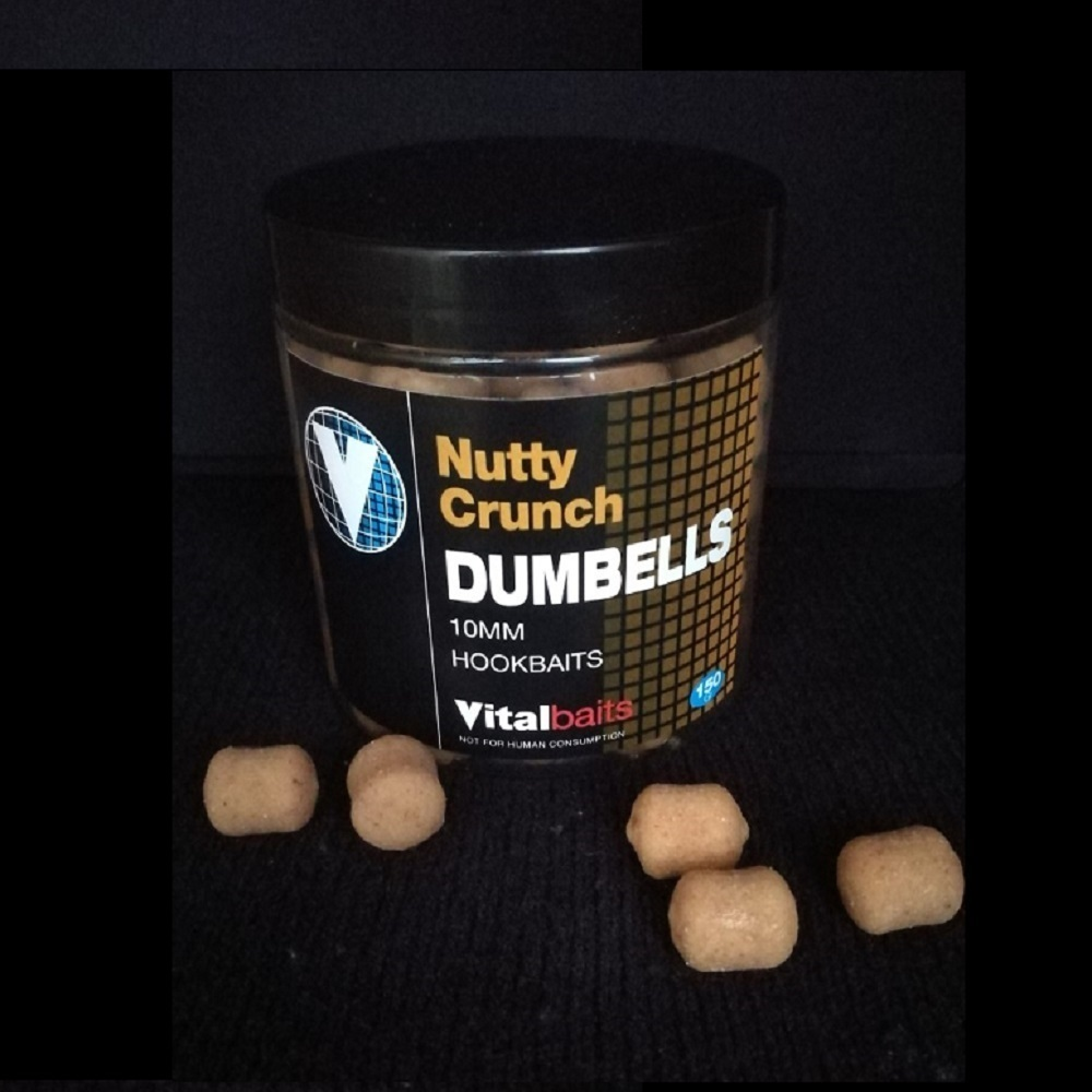VITALBAITS DUMBELLS NUTTY CRUNCH el carpodromo