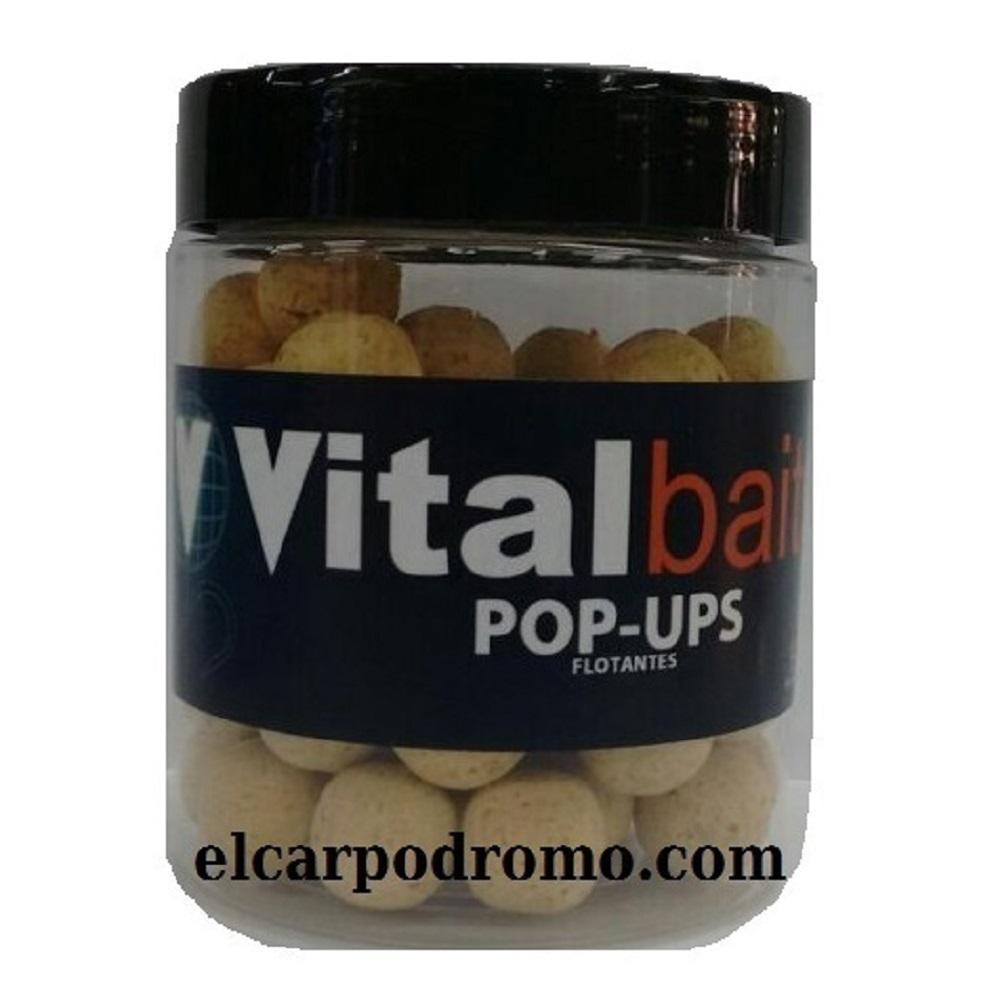 VITALBAITS POP UPS LIVER O COMPLX 14MM EL CARPODROMO
