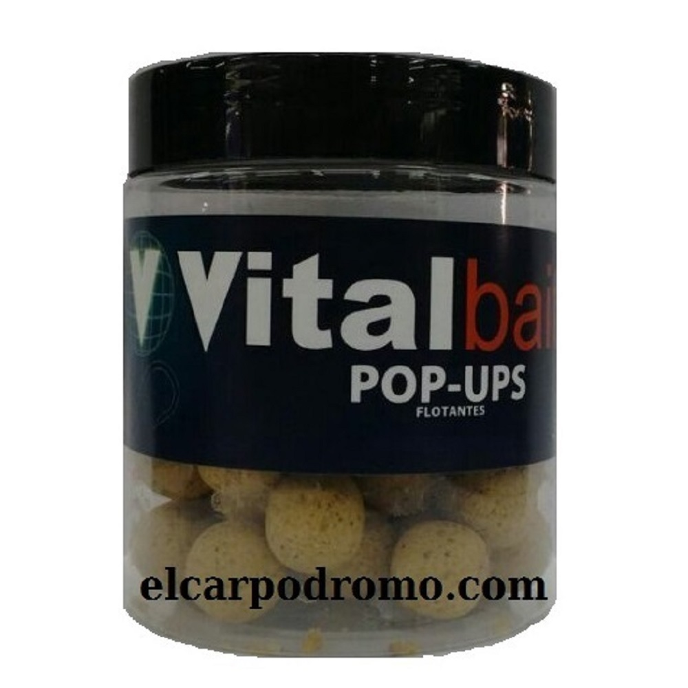 VITALBAITS POP UPS SB X 14MM EL CARPODROMO