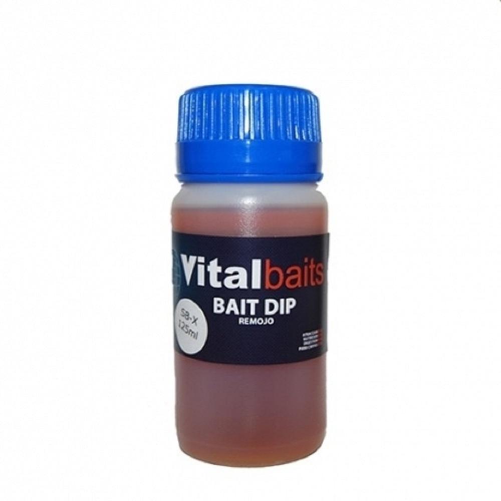 VITALBAITS SB X BAIT DIP 125 ML EL CARPODROMO