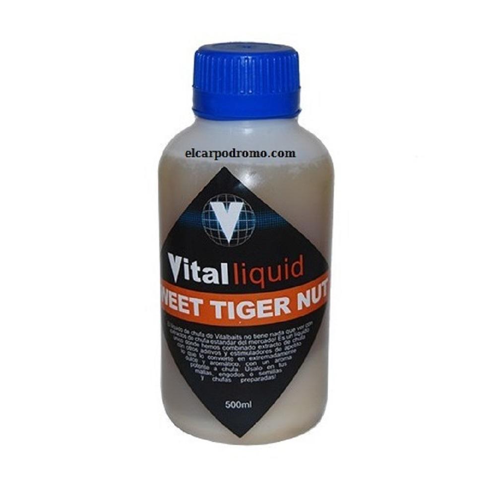 VITALBAITS SWEET TIGER NUT 500 ML EL CARPODROMO