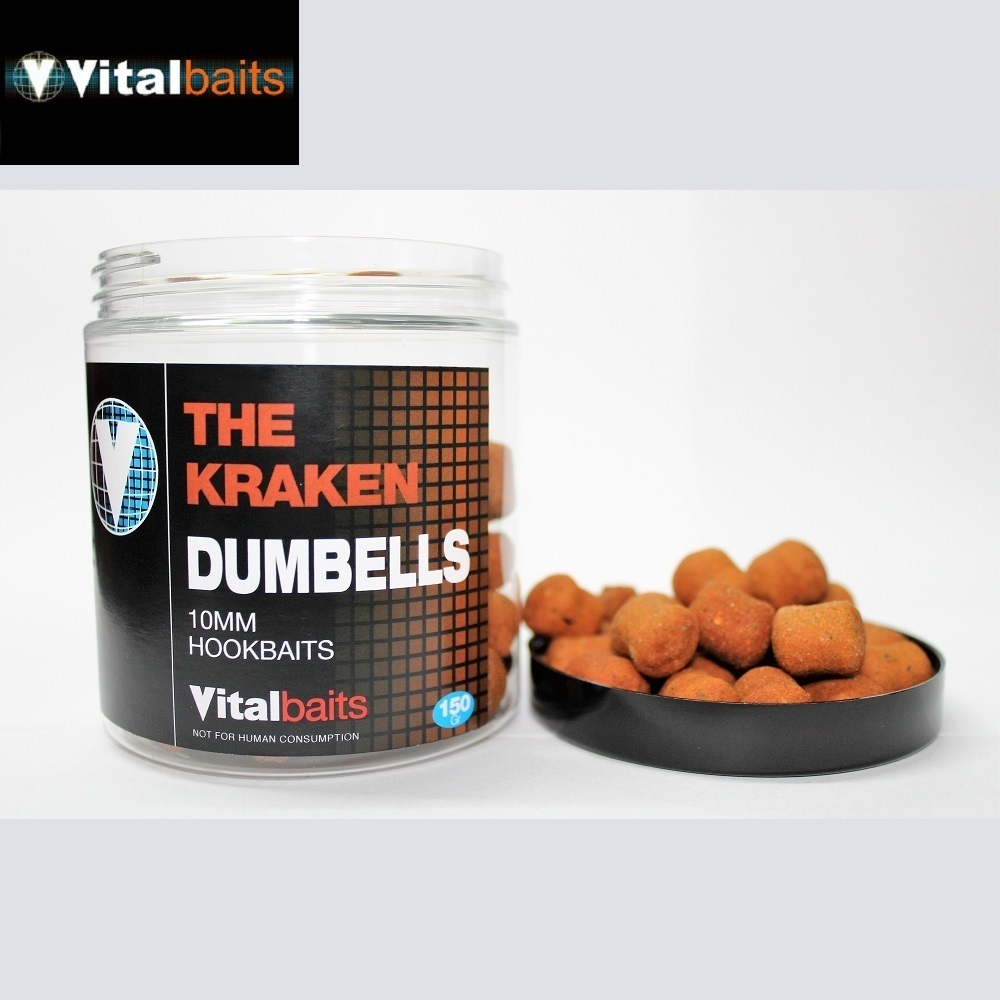 VITALBAITS THE KRAKEN DUMBELLS el carpodromo