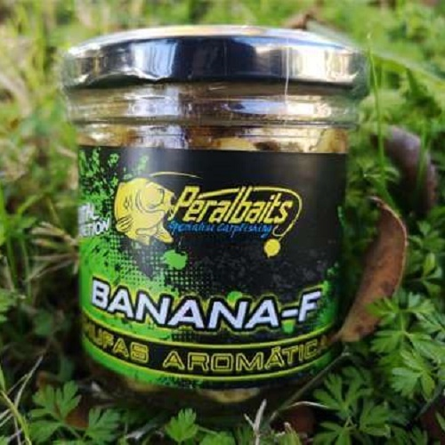 chufas banana fresa peralbaits ml
