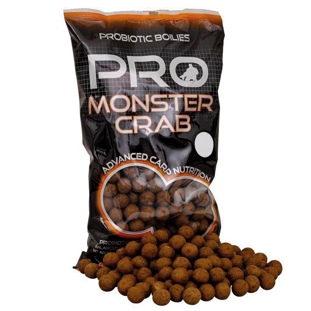 starbaits boilies monster crab 20mm 1kg