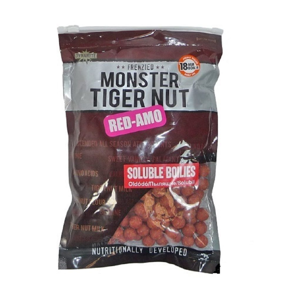 DYNAMITE BAITS MONSTER TIGER NUT (RED AMO) EL CARPODROMO
