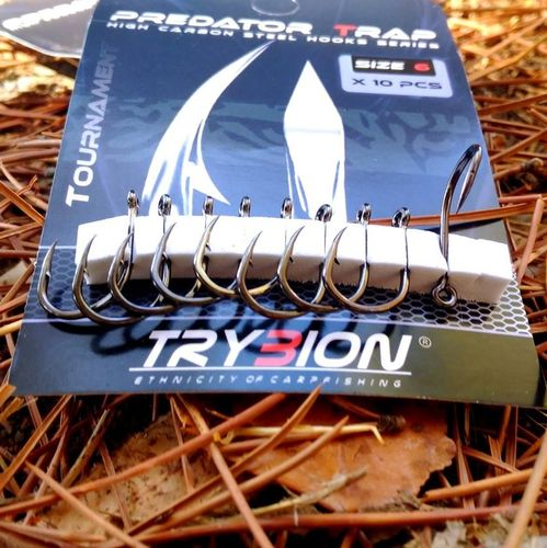 TRYBION PREDATOR TOURNAMENT Nº4