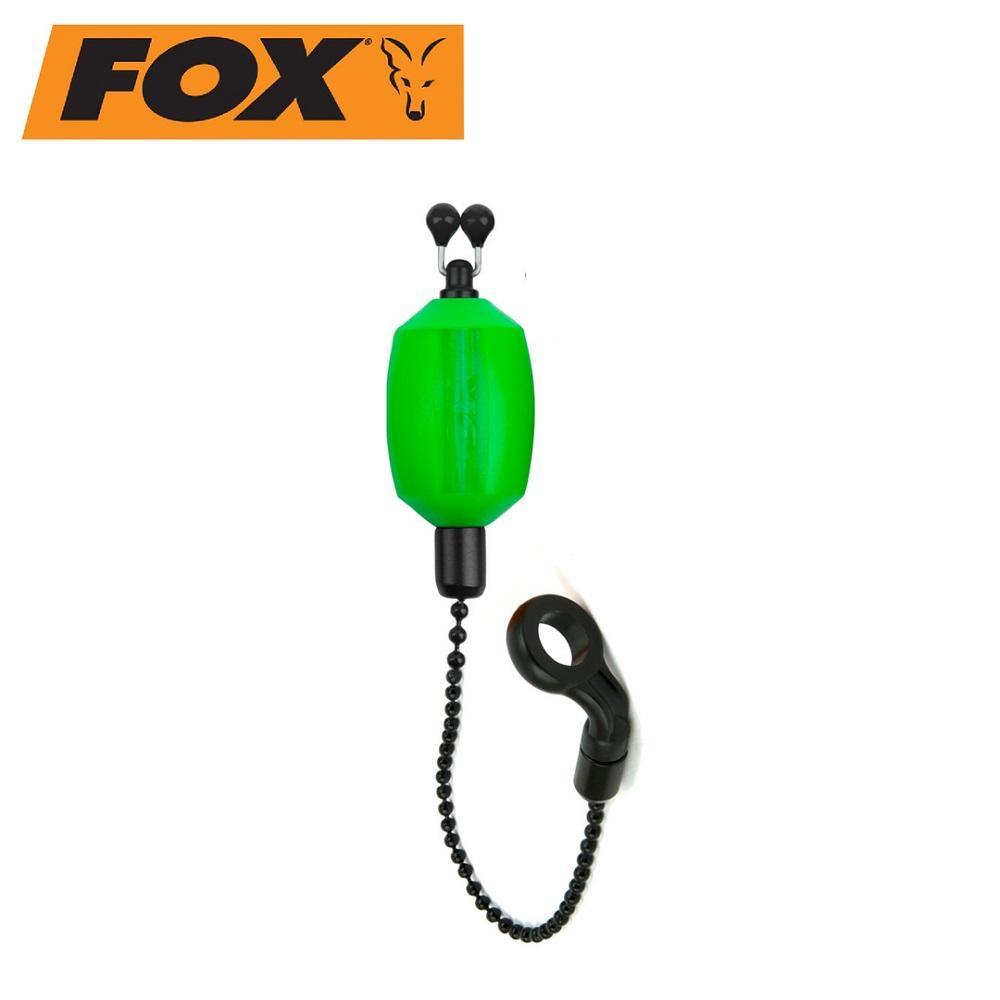 FOX BLACK LABEL DUMPY BOBBINS GREEN EL CARPODROMO