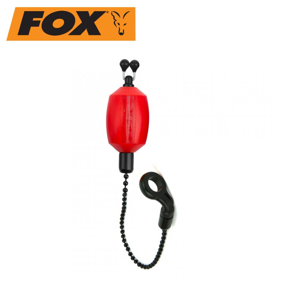 FOX BLACK LABEL DUMPY BOBBINS RED EL CARPODROMO