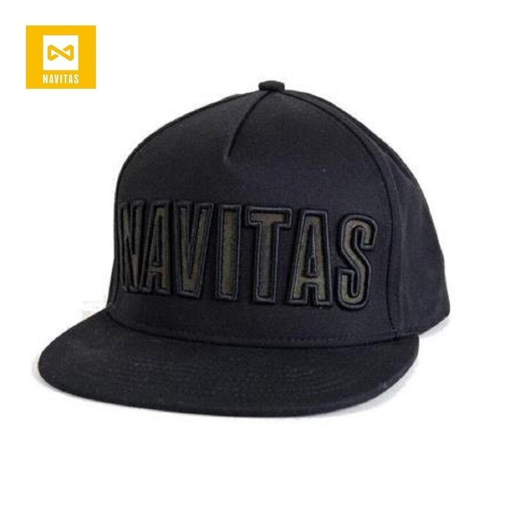 NAVITAS INFIL BLACK SNAPBACK CAP EL CARPODROMO