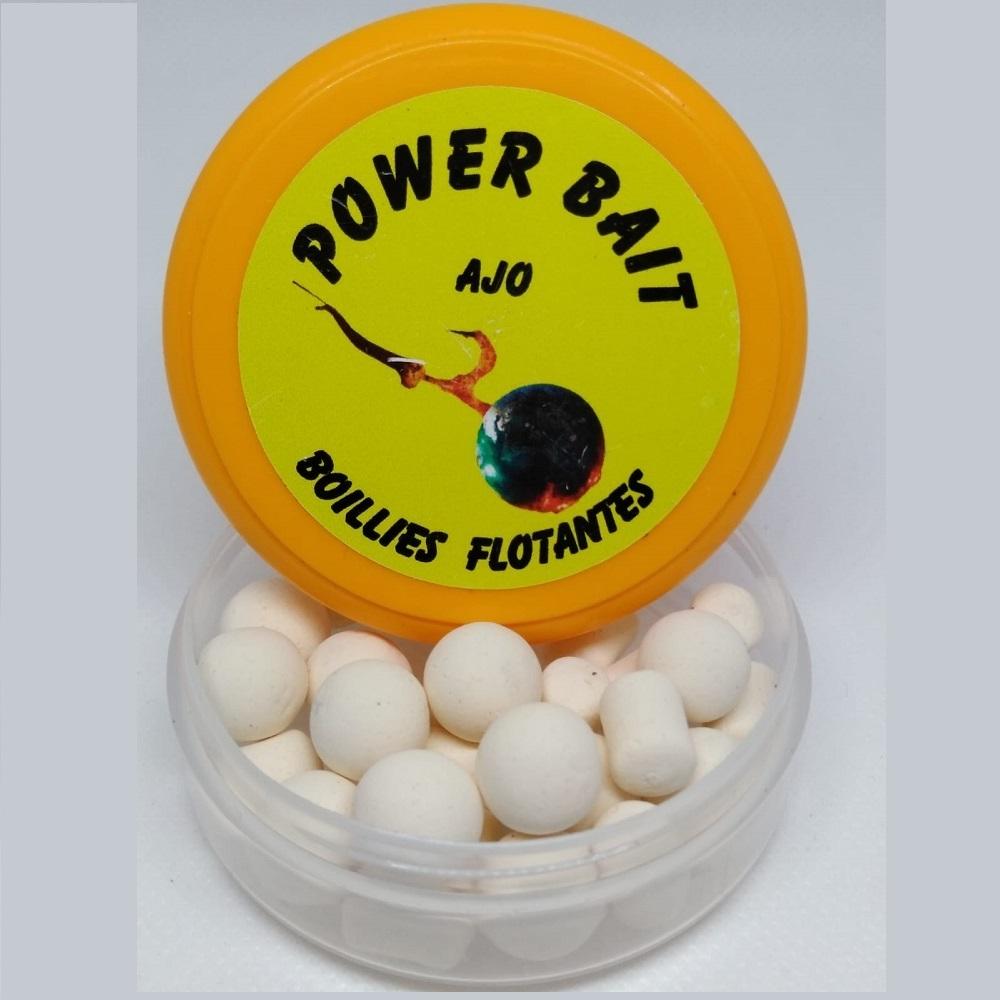 POWER BAIT BOILIES FLOTANTES AJO