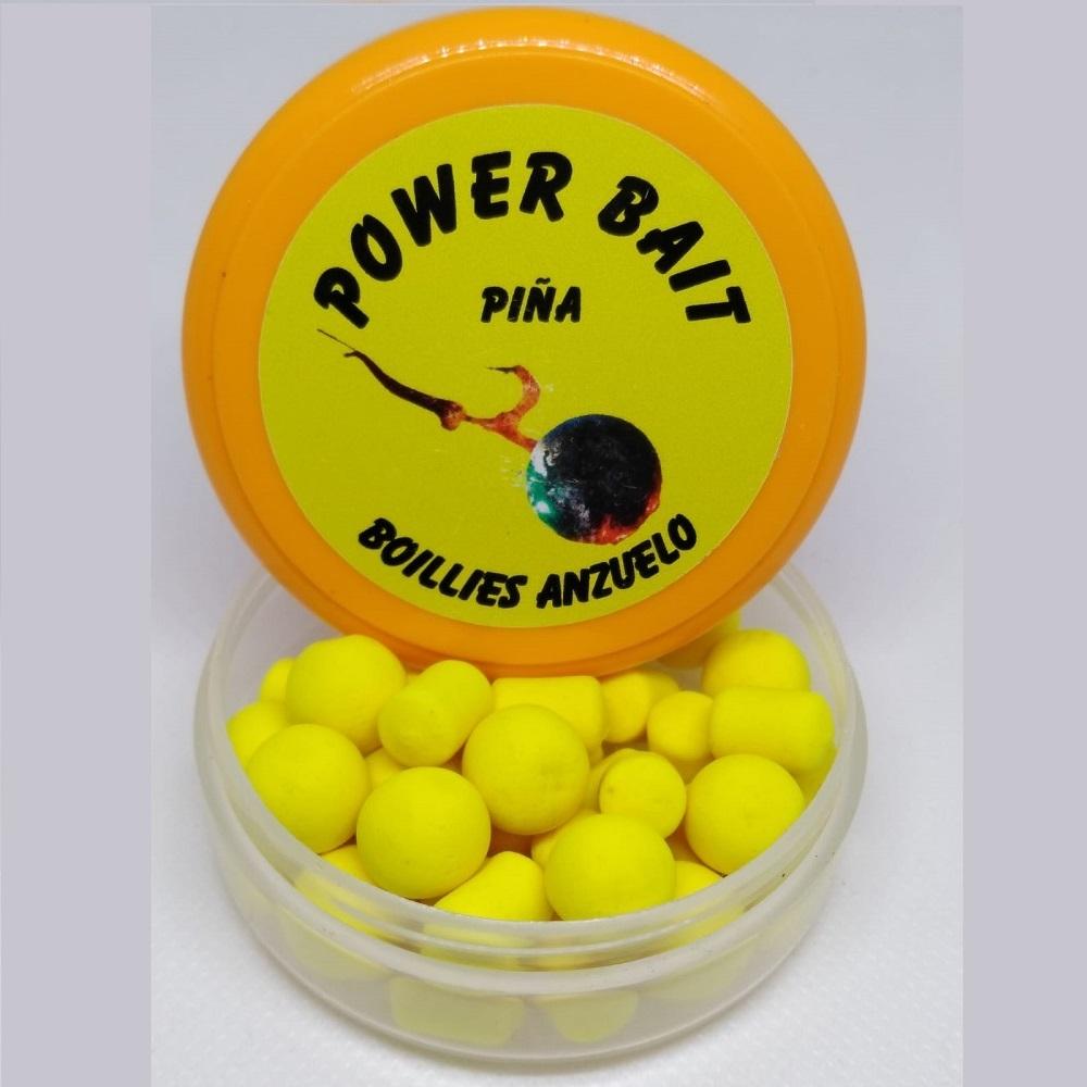 POWER BAIT BOILIES FLOTANTES PIÑA