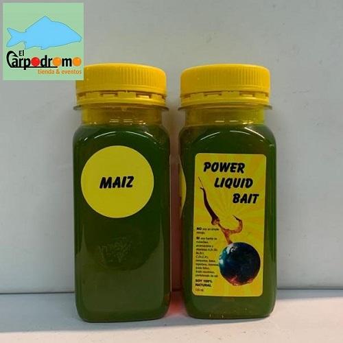 POWER LIQUID BAIT MAIZ EL CARPODROMO