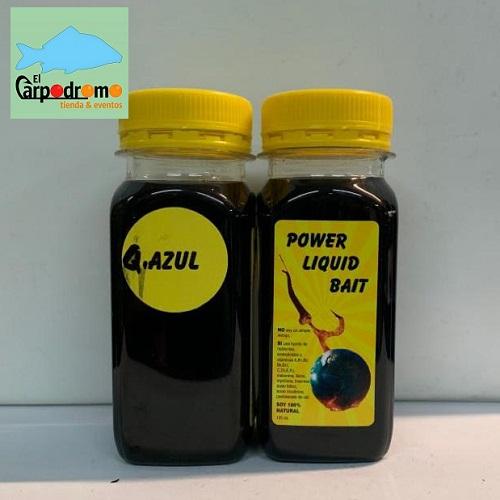 POWER LIQUID BAIT QUESO AZUL EL CARPODROMO
