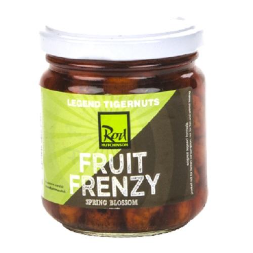 ROD HUTCHINSON LEGEND TIGERNUTS FRUIT FRENZY EL CARPODROMO
