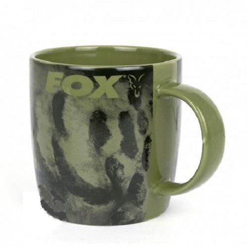FOX VOYAGER MUG CERAMIC EL CARPODROMO