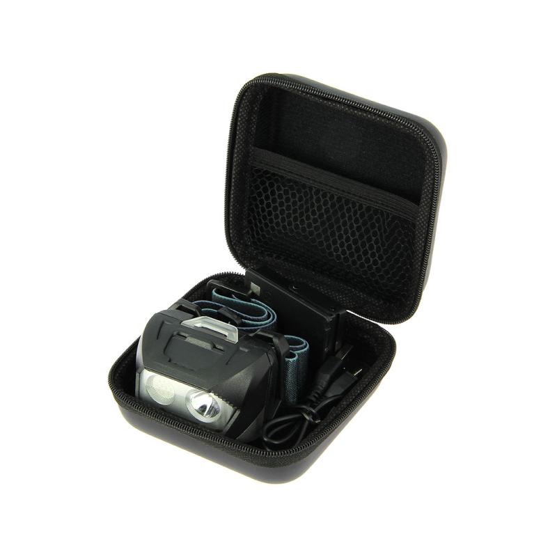 NGT DYNAMIC CREE HEADDLIGHT USB RECHARGEABLE EL CARPODROMO 1