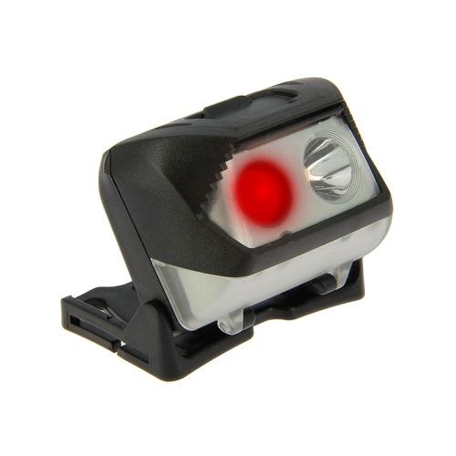 NGT DYNAMIC CREE HEADDLIGHT USB RECHARGEABLE EL CARPODROMO
