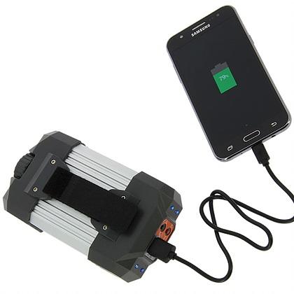 NGT LUZ MULTIFUNCIONAL 24 LED 10400 MAH POWERBANK Y ESTUCHE EL CARPODROMO 2