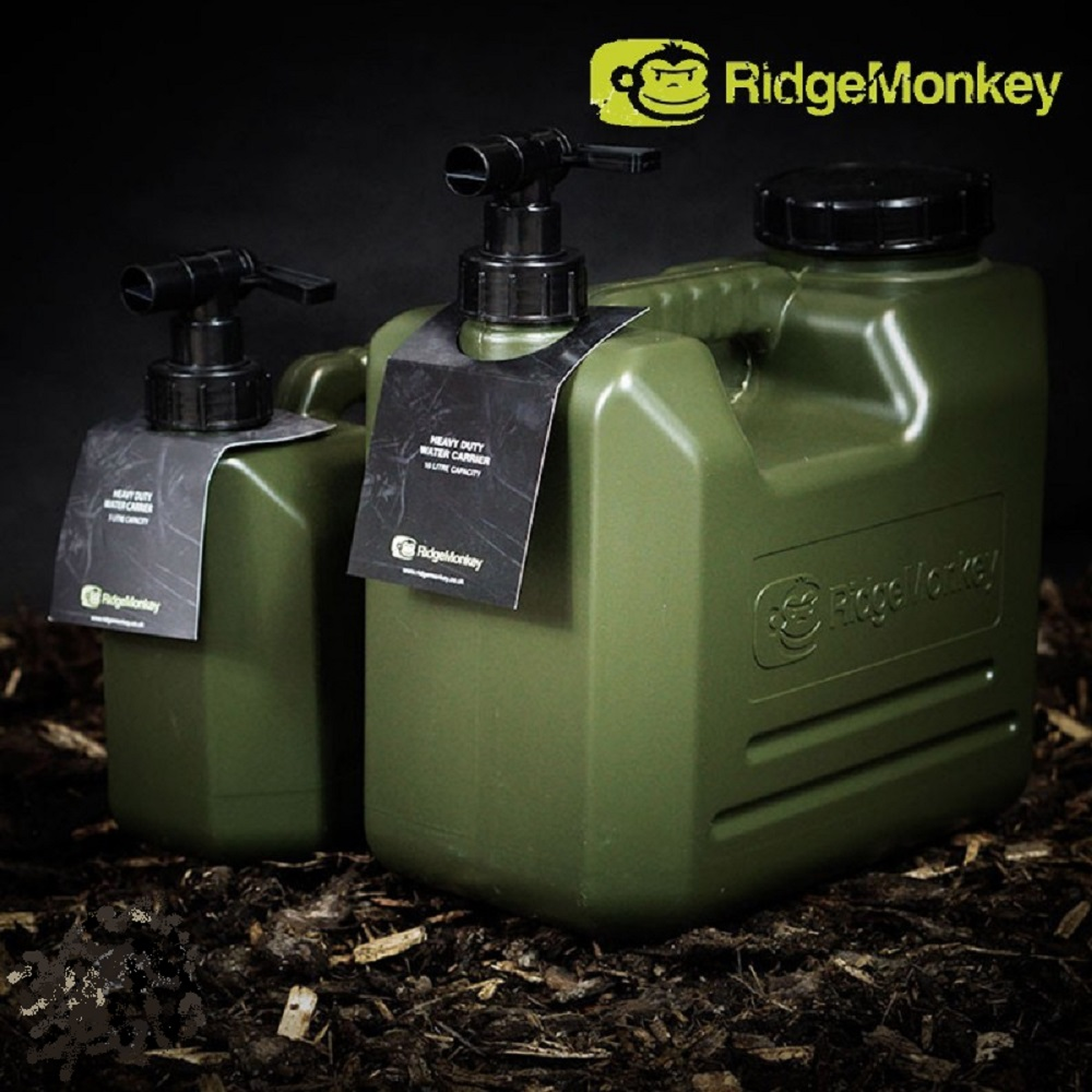 RIDGE MONKEY HEAVY DUTY WATER CARRIER 10 LITROS EL CARPODROMO