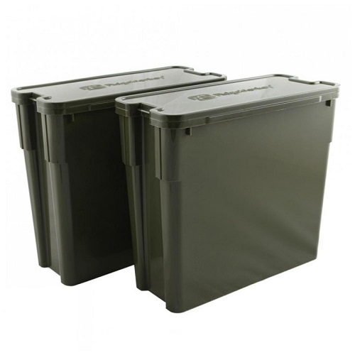 RIDGEMONKEY MODULAR BUCKET SYSTEM DEEP TRAY XL TWIN PACK EL CARPODROMO