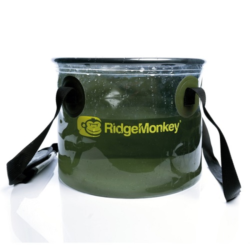RIDGEMONKEY PERSPECTIVE COLLAPSIBLE BUCKET 10 L EL CARPODROMO