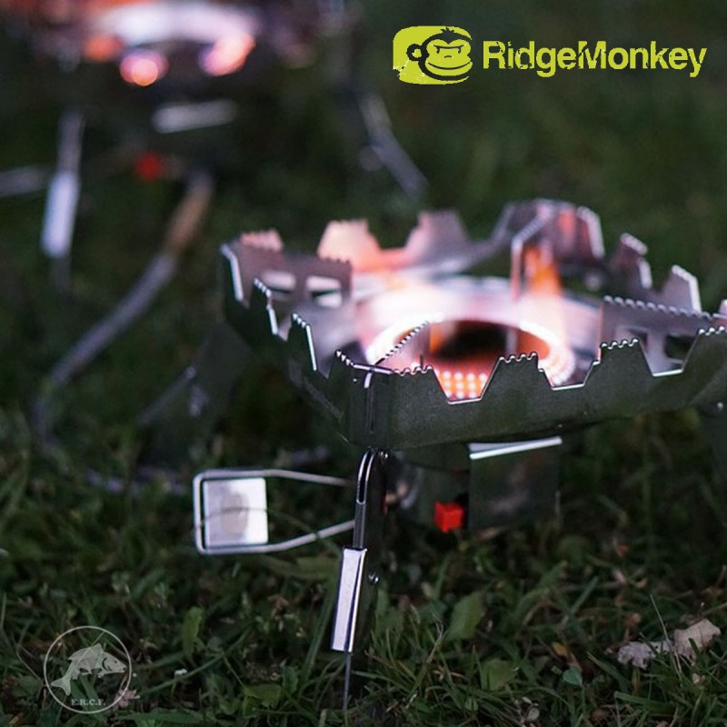 RIDGEMONKEY QUAND CONNECT STOVE FULL KIT EL CARPODROMO 6