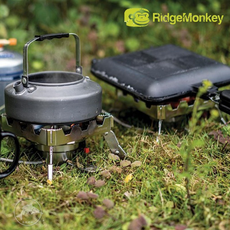 RIDGEMONKEY QUAND CONNECT STOVE FULL KIT EL CARPODROMO 7