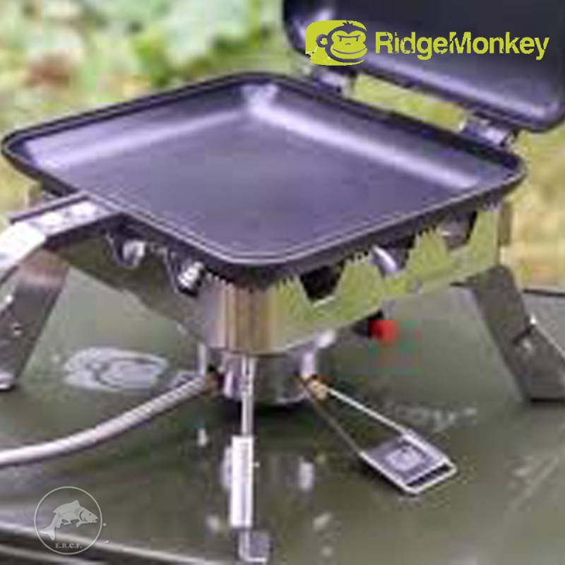 RIDGEMONKEY QUAND CONNECT STOVE FULL KIT EL CARPODROMO 8