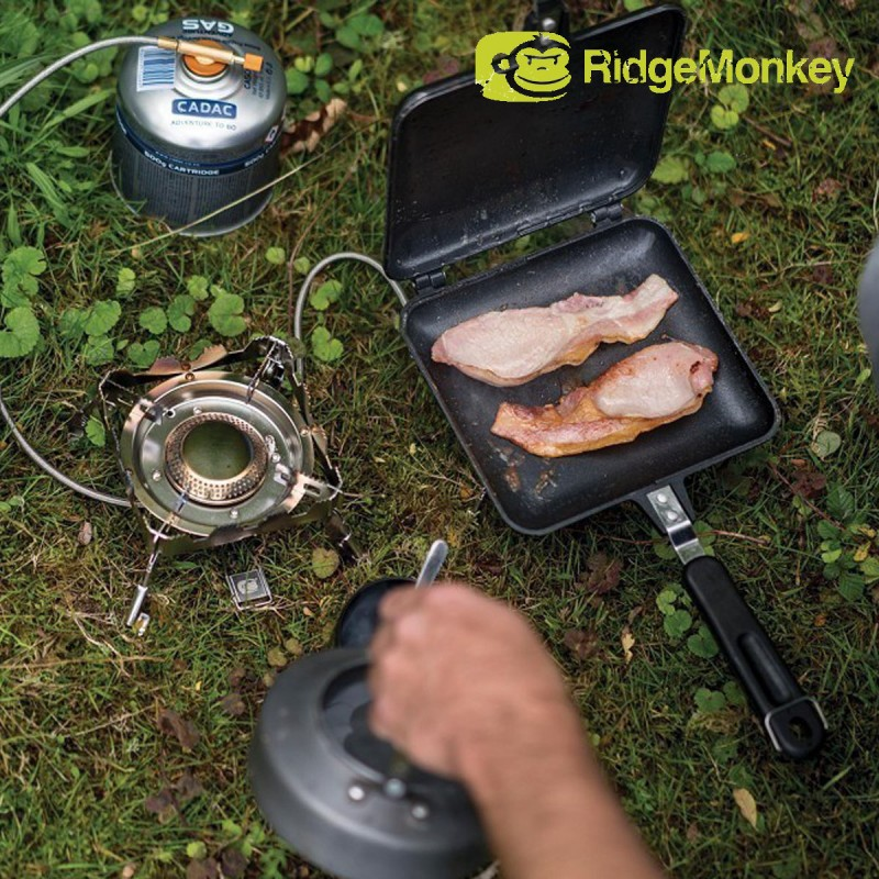 RIDGEMONKEY QUAND CONNECT STOVE FULL KIT EL CARPODROMO 9