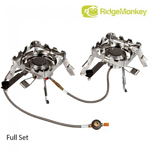 RIDGEMONKEY QUAND CONNECT STOVE FULL KIT EL CARPODROMO
