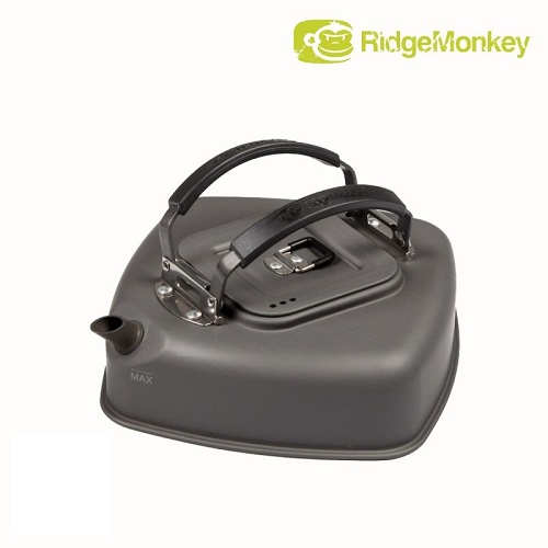 RIDGEMONKEY SQUARE KETTLE LARGE 11 L EL CARPODROMO 1