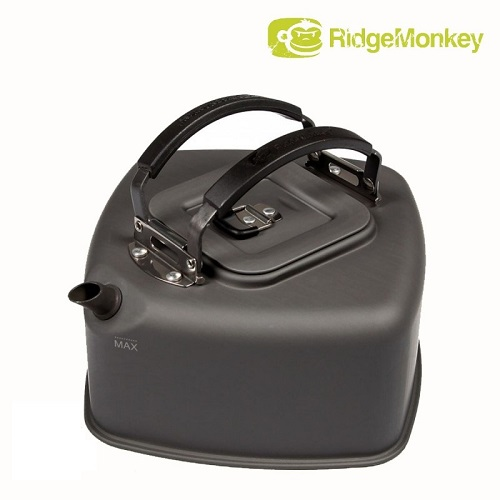 RIDGEMONKEY SQUARE KETTLE LARGE 11 L EL CARPODROMO 2