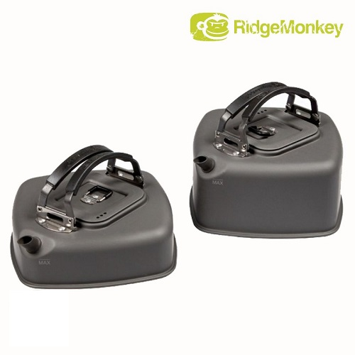 RIDGEMONKEY SQUARE KETTLE LARGE 11 L EL CARPODROMO