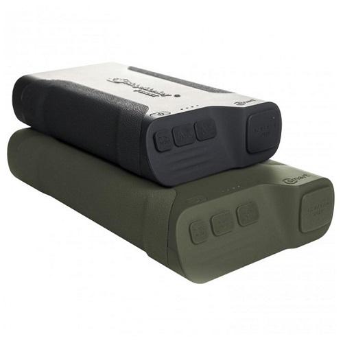 RIDGEMONKEY VAULT C SMART POWERPACK 42150 MAH GUNMETAL GREEN EL CARPODROMO 6