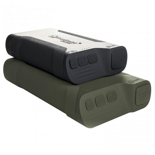 RIDGEMONKEY VAULT C SMART POWERPACK 77850 MAH GUNMETAL GREEN EL CARPODROMO 6