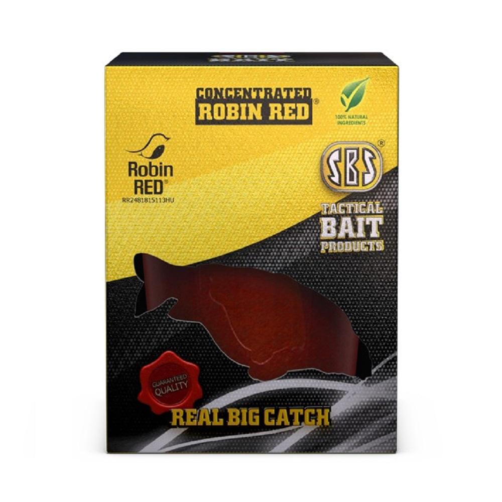 SBS BAITS CONCENTRATED ROBIN RED 300 ML EL CARPODROMO