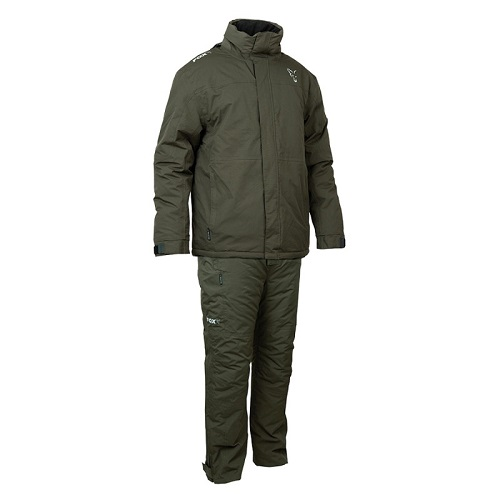 FOX GREEN SILVER WINTER SUIT S EL CARPODROMO