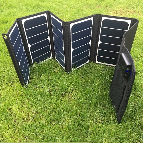 POWAPACS 40W SUNPOWER SOLAR PANEL EL CARPODROMO 1