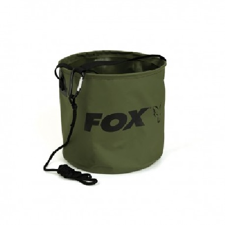 fox collapsible water bucket 45l 1